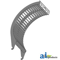 Concave - Middle/Rear - Large Wire For Large Grain Applications