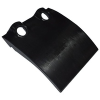 Case / Macdon Wear Plate Black
