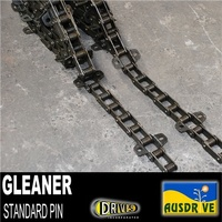AUSDRIVE CA550 Gleaner 88L 15B R52 Chains Only