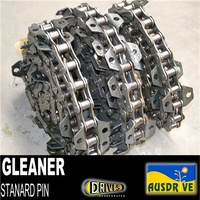 AUSDRIVE A557 Gleaner 96L 32B R62/R65/R72/R75 Front Chains Only