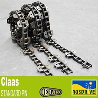 AUSDRIVE CA512 CLAAS 102L 86/88/114 Chains Only