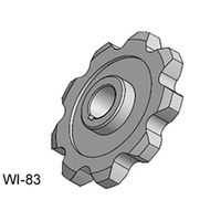 Ausdrive Ca550 New Holland 9T Tr85/86/87/88/89/95/96/97/98 Elevator Sprocket
